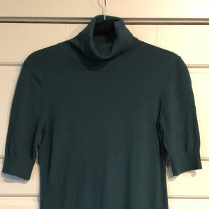 Ann Taylor green sweater